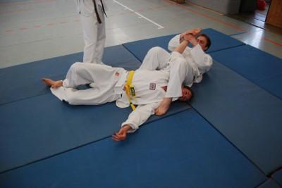 Selbstverteidigung Training 2012